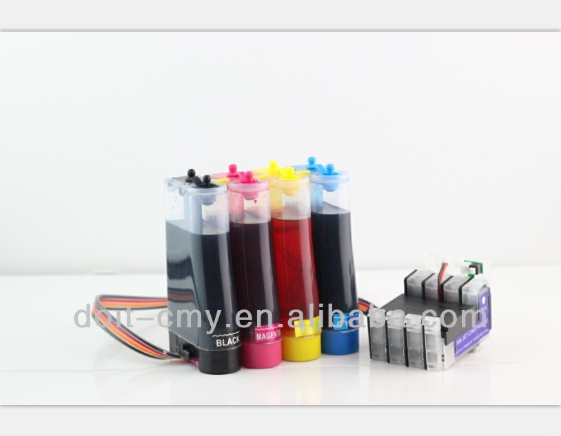 Factory price !! CISS(continuous inkjet supply system) for epson workforce 645,with chip