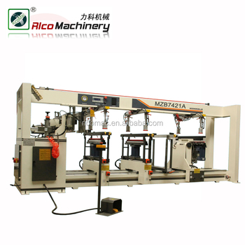 economic woodworking multi boring drilling machine