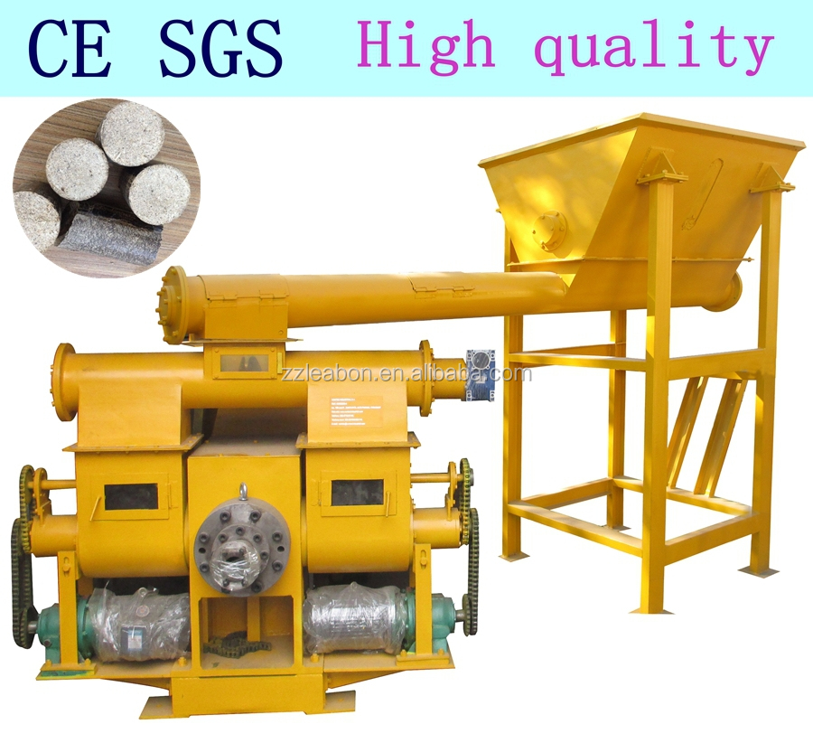 Agro wastes charcoal sawdust briquette machine/sawdust briquette machine