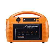 1000W Portable Solar Power Generator Rechargeable batteries with Solar or AC/AD Power