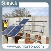 Hot selling Super quality pv ground support mounting