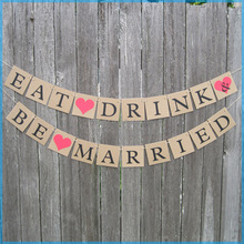 Wedding Decorations for Reception, Bridal Shower and Engagement Photos Wedding Signs and Banners