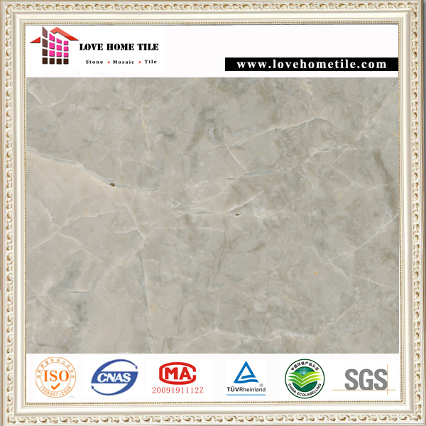 Polished Tundra Grey Marble Tile