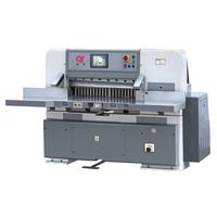 QZX920W sheet guillotine cutting machine for paper