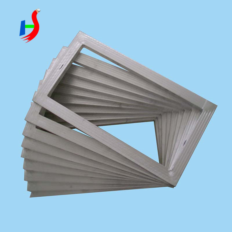 high quality supply aluminum screen printing frame adhesive
