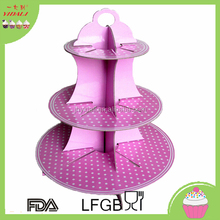 High Quality Paper Cake Stand