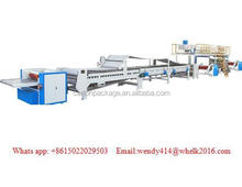 corrugated carton 3ply 5ply 7ply corrugated cardboard production line/machinery/equipement/carton box making machine prices