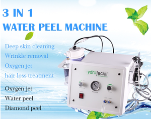 SPA Dermabrasion machine aqua peeling