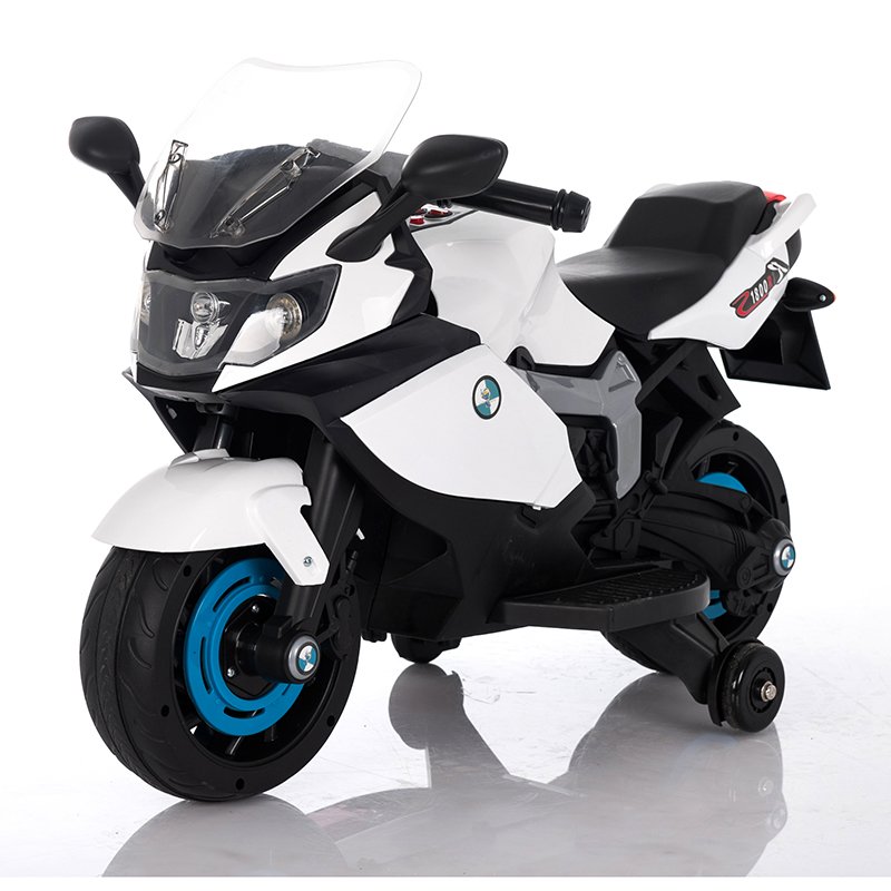 2017 luxury <strong>kids</strong> 3 wheel electric Battery Motorcycle with light