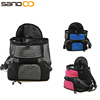 Sandoo wholesale polyester travel cute dog bag