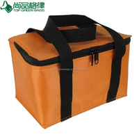 Large capacity heavy duty polyester chiller bag cooler lunch boxes bag