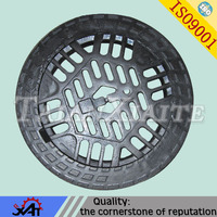 Ductile iron Clay sand casting ductile iron manhole cover