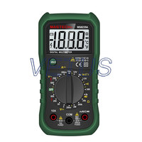 MS8239A Pocket digital multi-purpose strap on and off and battery test connectivity detection digital multimeter