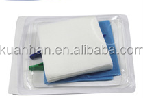 medical gauze pad kit