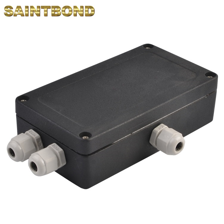 IP67 18V durable waterproof 4-way aluminum weigh junction boxes