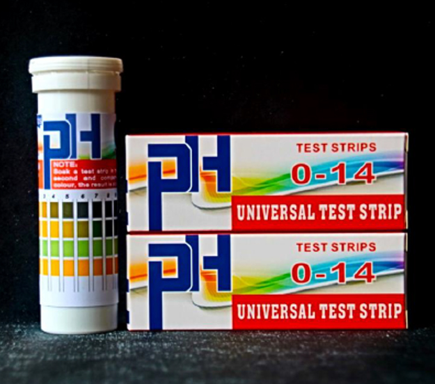 Testing Instruments Universal 150pcs pH Paper Strips 0-14 DF003
