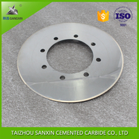 k40 carbide knife cemented circular carbide saw blade for cutting paper saw blade carbide inserts