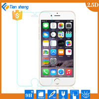 Premium Tempered Glass Screen Protector for iPhone 5s, iPhone 5, iPhone 5c (iPhone 5s/5c/5)