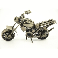Top products in market metal motorcycle model hot new handmade motorcycle model for gift