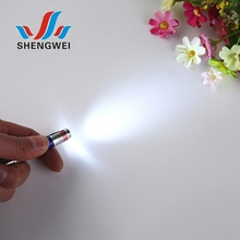 Fashionable promotion touch red laser pointer pen