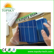 6''4BB Multicrystalline solar cell solar cell price