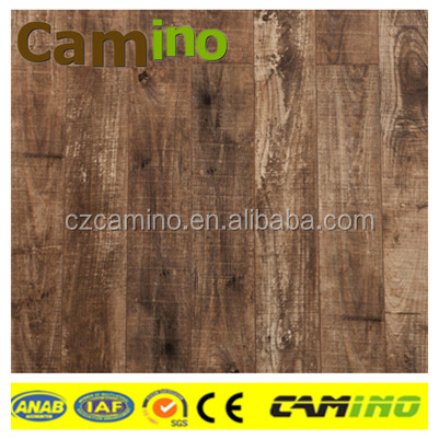 High quality Interior Wood Plastic composite Flooring deep pressure laminate