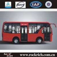 China Dongfeng bus famous brand 7.3m mini bus,passenger bus