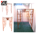 High Quality Open End Frame Scaffolding For Construction(Made In China)