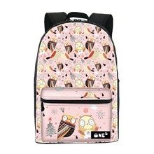 ONE2 new design wholesale children cartoon special school bag backpack for university students
