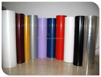 PET coiled material,PET colorful transparent plastic rolls