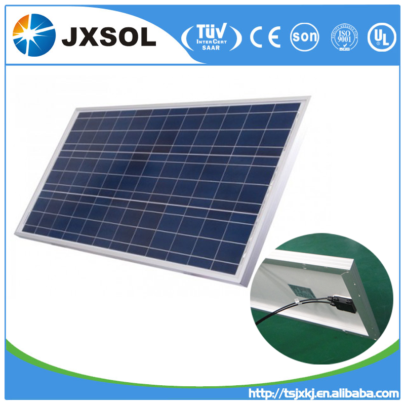 solar panel 70w polycrystalline photovoltaic pv module for greenhouse