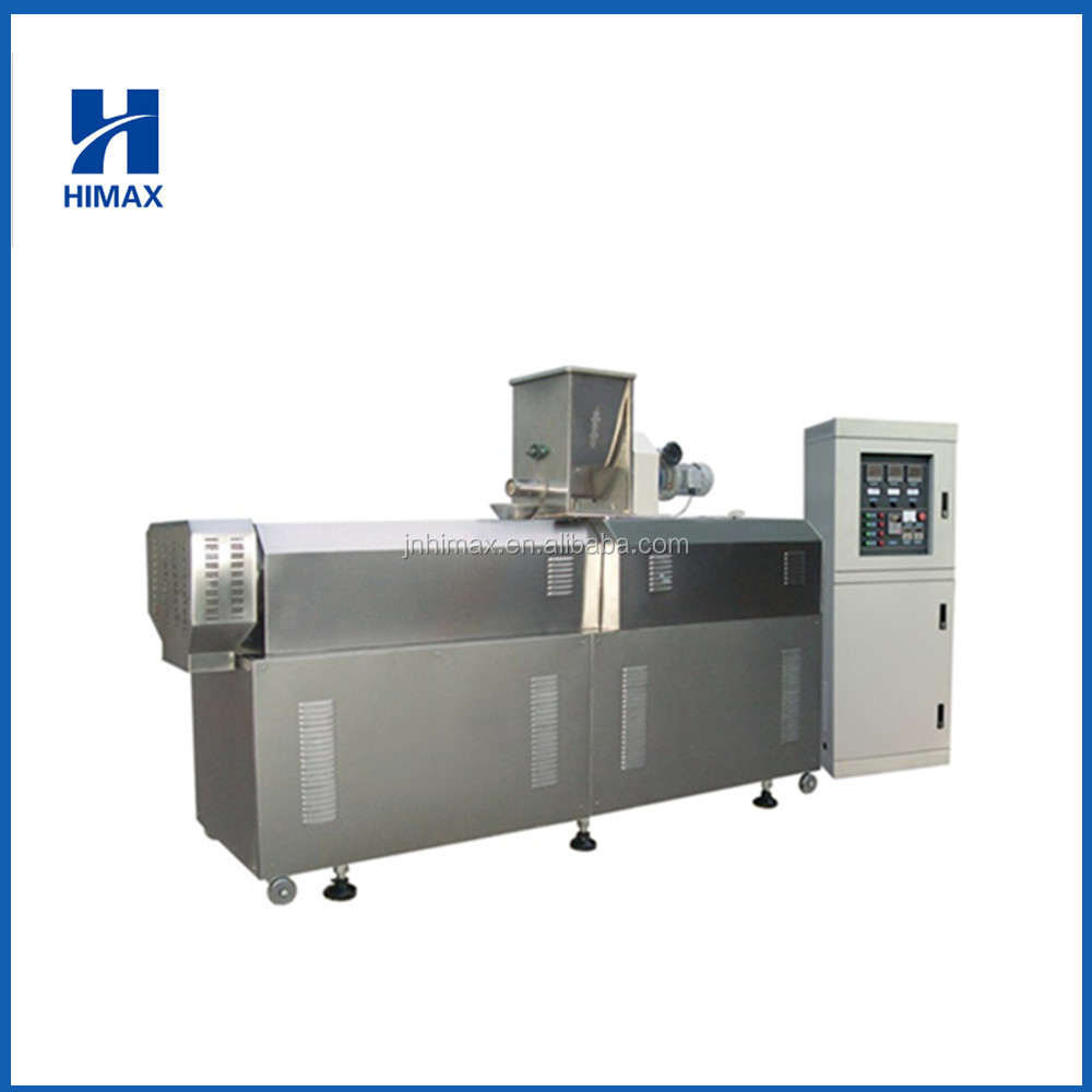 Core Filling Corn Bar Puff Snacks Food Making Machine Equipment Production Line For Sale