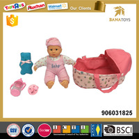 10 Inches New Born Baby Doll Toy with Accessories