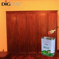 Digital Color high gloss good construction wood furniture deco paint