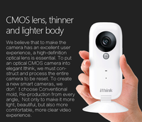 1MP High Definition New IP Security Camera for home video camera system