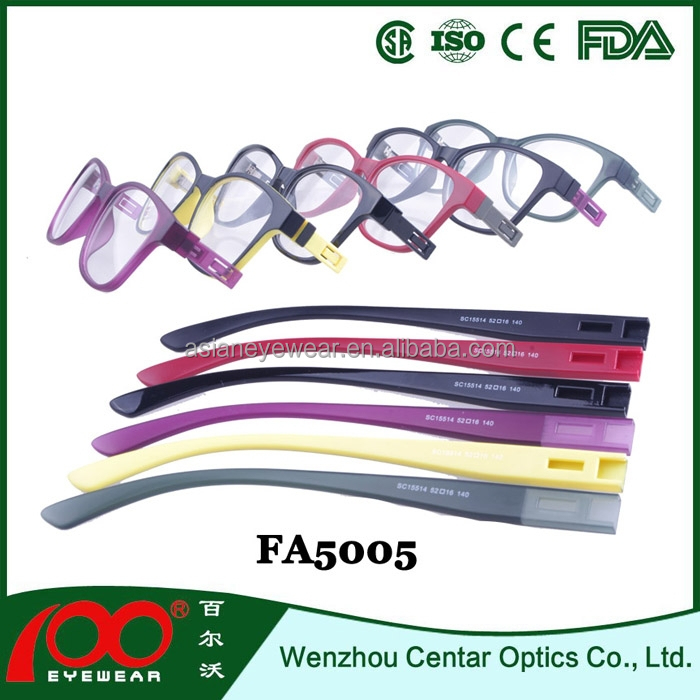 china wholesale optical eyeglasses frame changeable temple eyeglasses frame