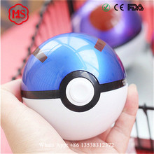 high quality power bank case for samsung galaxy s4 mini i9190 pokemon pokeball power bank