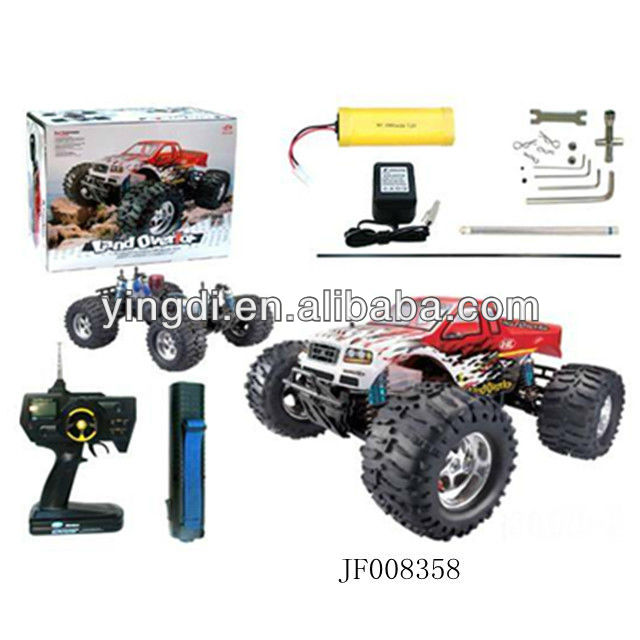 1 8 rc gasoline car bodies engine 28 level hand pulling device