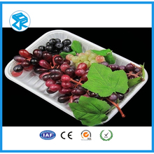 heat resistant stackable plastic tray fruits divided plastic trays