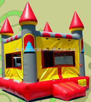 customized inflatable bouncy castle jumper