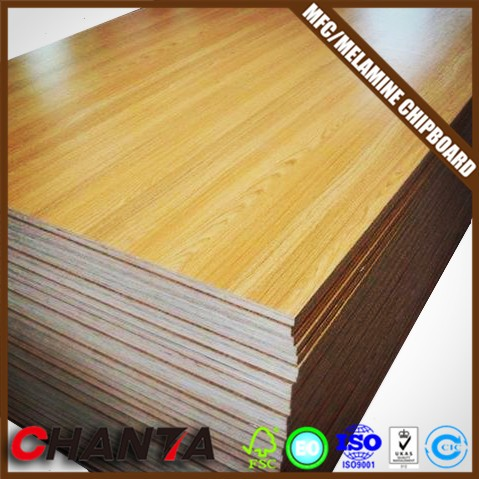 Hot selling melamine faced chipboard with great price