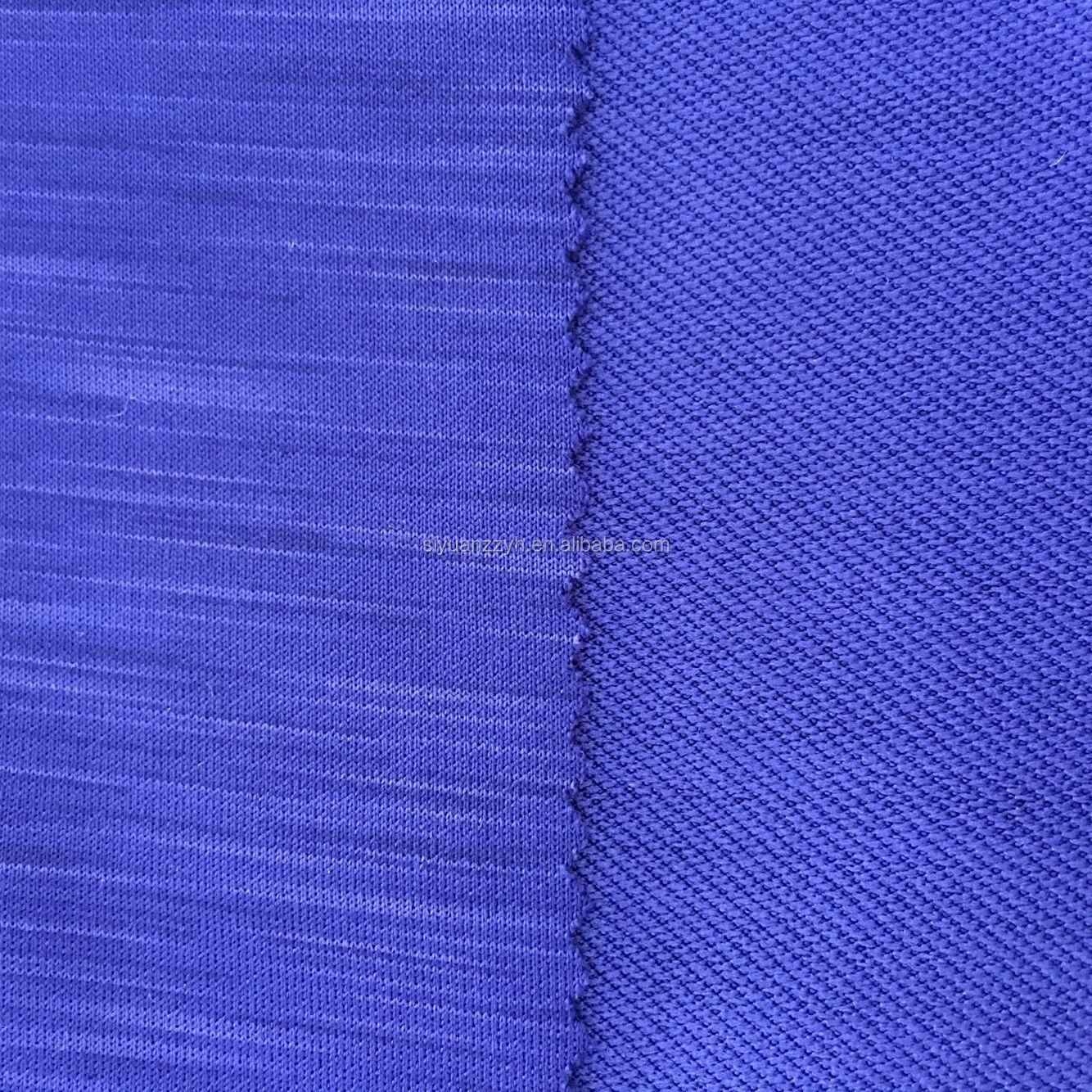 Most Popular High Quality Jersey Knit Fabric Wholesale Polyester Spandex Blend Knitted Fabric