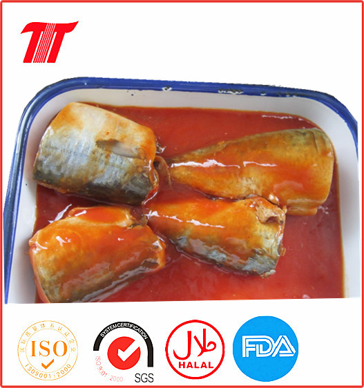 Buy 125g Canned Sardine in oil and sauce with club can