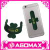 Mobile accessory silicone one touch u mobile phone stand