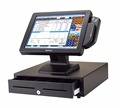 "Maple Touch 12""/15""/17"" LCD Touch Screen Monitor for Payment System"