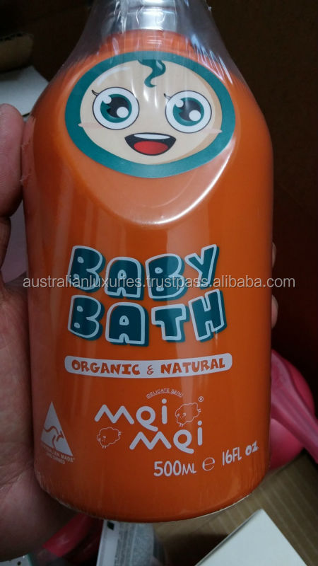 Mei Mei Baby Bath 500ml (gentle and non irritating to baby's delicate skin) Australian made quality!