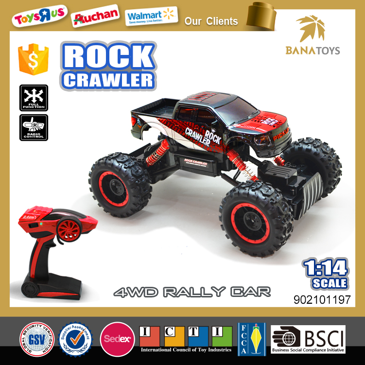 Free Shipping Direct buy china universal rc car remote control 1/14 racing car