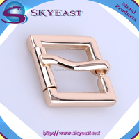 Fashion Style High Polished and Shiny Copper Belt Pin Buckles