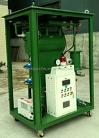 Series ZY single stage vacuum dielectric oil filtration unit