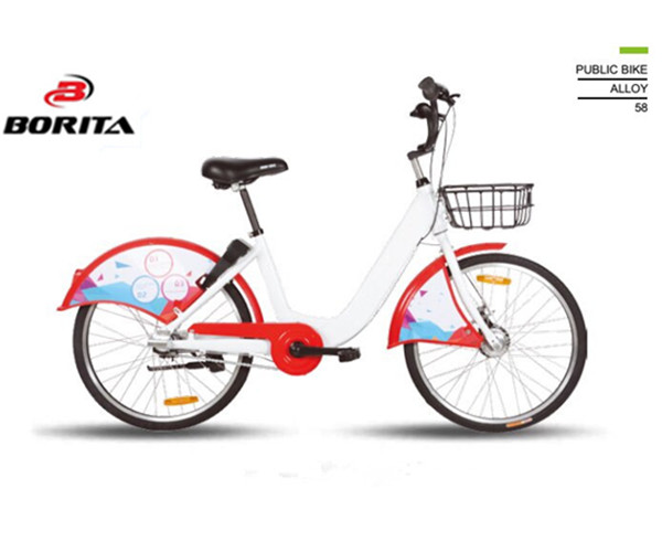 China Made wholesale used bikes new style bicycle bike sharing system
